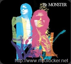 B'z_-_Monster_album_cover