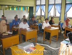 Guru SMAN Pintar Mengikuti Bimbingan Teknis KTSP di SMAN Pintar Kuansing 2