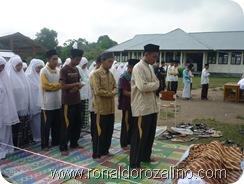 Praktek Fardhu Kifayah Penyelenggaraan Jenazah di SMAN Pintar Kuansing8