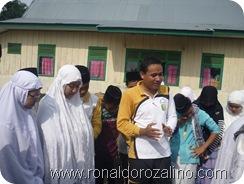 Praktek Fardhu Kifayah Penyelenggaraan Jenazah di SMAN Pintar Kuansing11