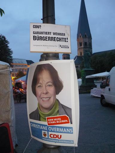 vs. CDU