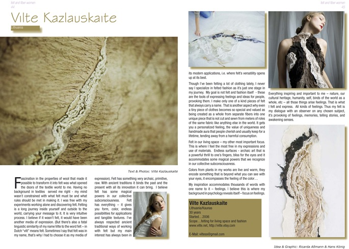 Vilte-Kazlauskaite