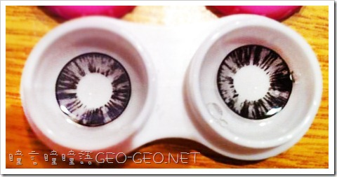 GEO隱形眼鏡-MIMO鑽石甜心灰-3