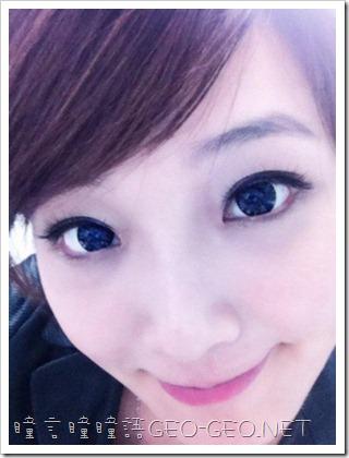 GEO隱形眼鏡-MIMO鑽石甜心灰-9