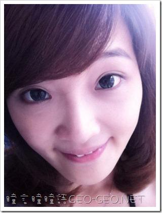 GEO隱形眼鏡-MIMO鑽石甜心灰-11