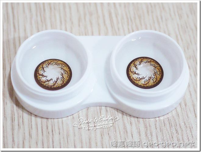 geo品牌隱形眼鏡-WMM-504Macchiato咖