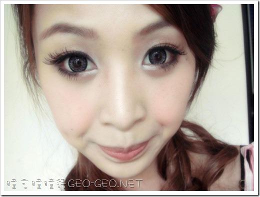 GEO MIMI水晶巨目灰♥Magic Magic♥假睫毛-1