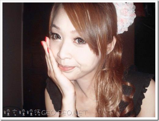 GEO MIMI水晶巨目灰-5