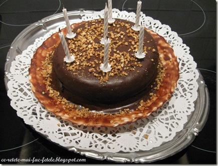 Tort Suprem de Ciocolată