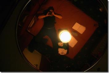 spegelsäng