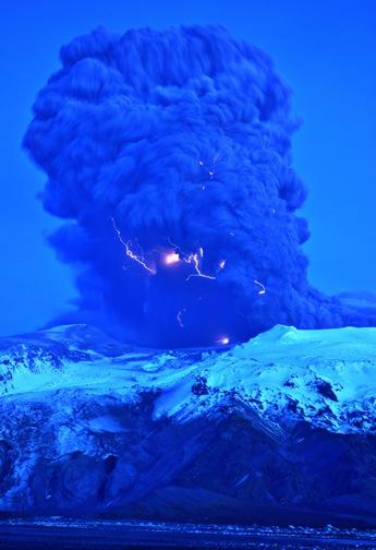 Eyjafjallajökull 2