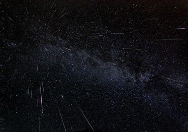 meteoros perseídas