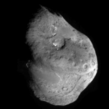 cometa Tempel 1