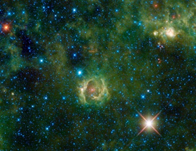 nebulosa LBN 114,55  00.22