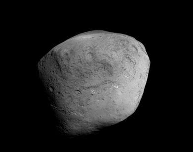 cometa Tempel 1 visto pela sonda Stardust-NExT