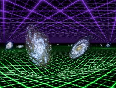 energia escura e gravidade
