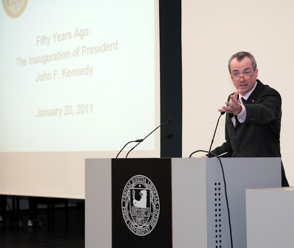 Ambassador Murphy at FU