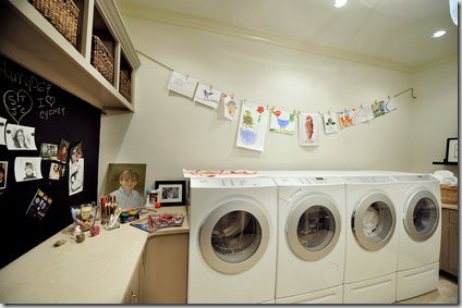 Things That Inspire Laundry Rooms