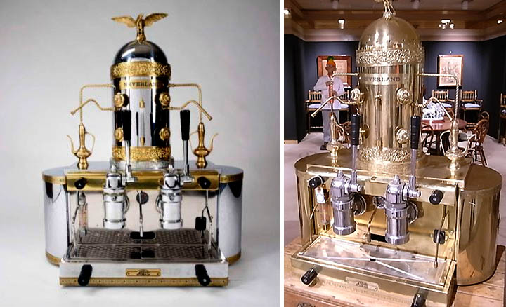 Coffee Maker For Large Groups : Dark Roasted Blend: Gorgeous Espresso Machines