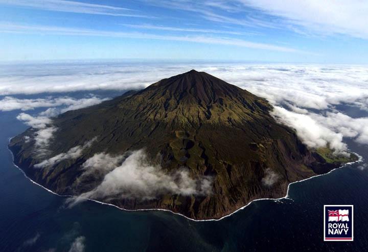La Isla Habitada Mas Alejada del Mundo