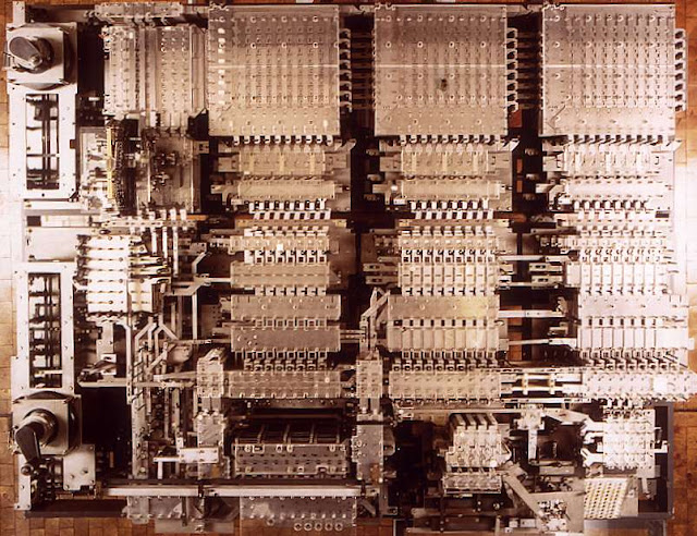 Early Supercomputers: A Visual Overview