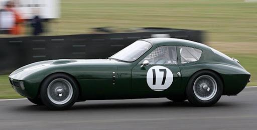 Morgan Car Logo. photos via The Morgan Motor