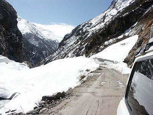 Tibet & Bangladesh Roads