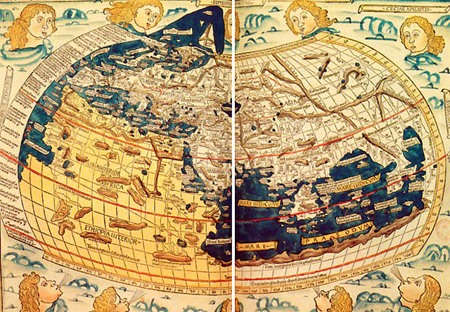 Unusual And Marvelous Maps