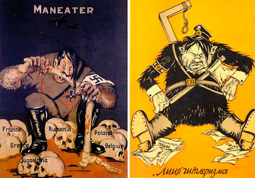 world war 1 propaganda posters russian. This one, also from the UK,