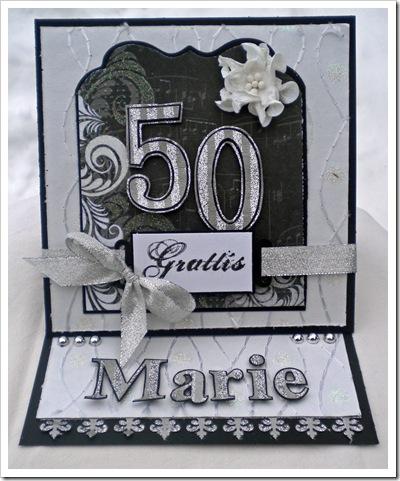 Grattiskort, Marie