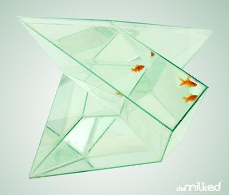 Cool And Unusual Aquariums