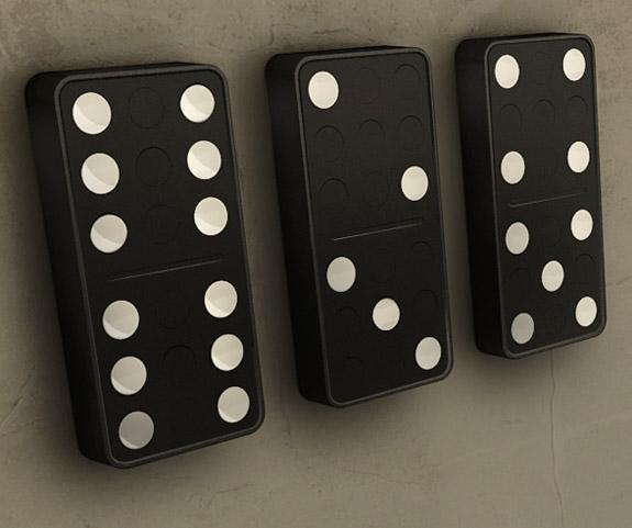 Domino clock 2