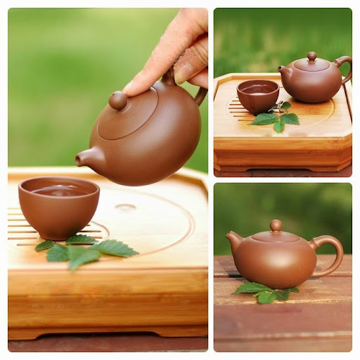 Your exquisite Round and Moist Chinese teapot