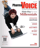 January 2011 Issue of PharmaVOICE
