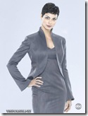 morena baccarin Anna from new ABC V tv series