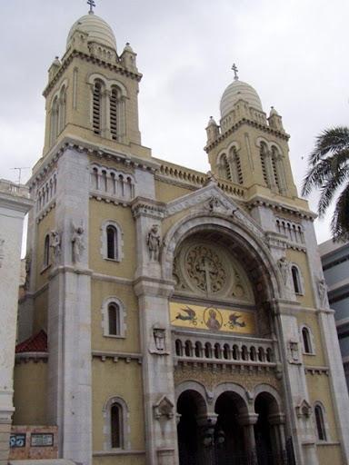Cathédrale Tunis
