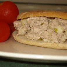 Southern Apple Tuna Salad