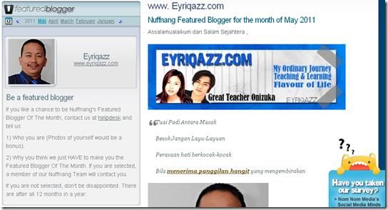 eyriqazz-nuffnang feutured blogger