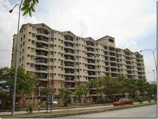 Perdana Apartment Seksyen 13 Shah Alam