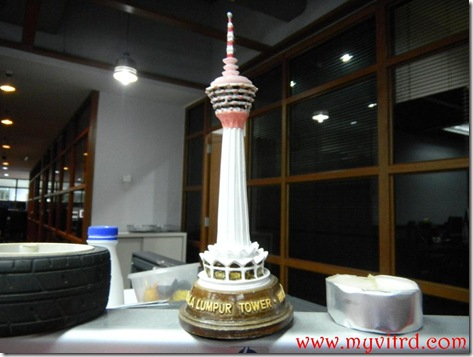 kl tower night towerthon 2011 2
