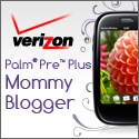 Palm Pre Plus Mommy Blogger Verizon Wireless, Karie Herring, Palm Pre Plus, Verizon, The Five Fish