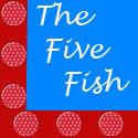 TheFiveFish.com, OneFishTwoFishFiveFish.blogspot.com, Karie Herring