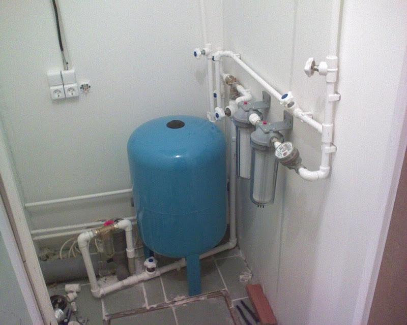 Гидроаккумулятор для системы отопления своими руками 2
