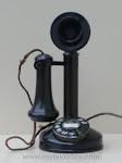 Candlestick Phones - Kellogg Dial Candlestick $300