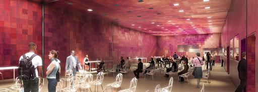 CREAA , sala de congresos del centro de creacion de las artes de Alcorcon