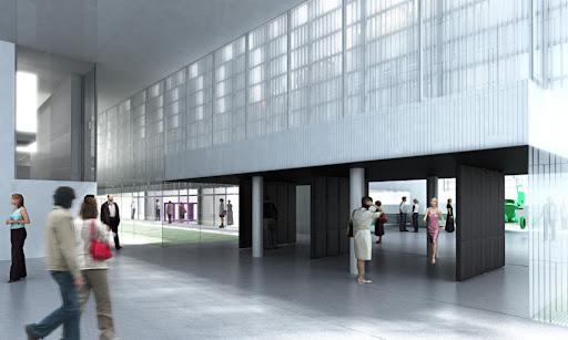 CREAA , espacio para ferias del centro de creacion de las artes de Alcorcon