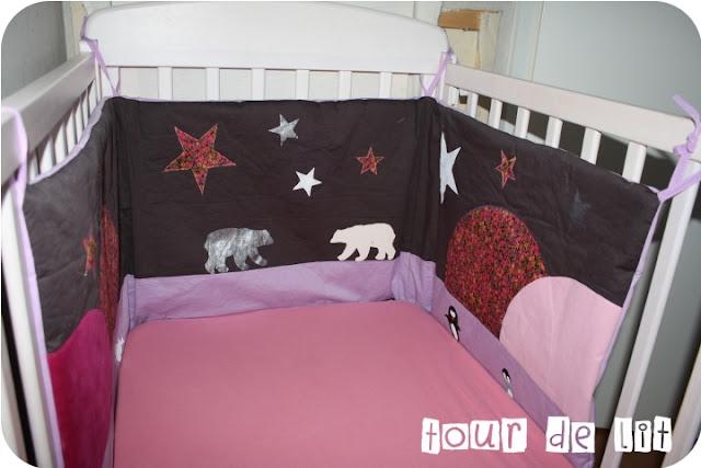 mon journal de couture le lit de la demoiselle. Black Bedroom Furniture Sets. Home Design Ideas