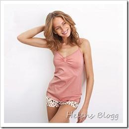Pyjamas i lätt och bekvämlig modell från Redoute Création
