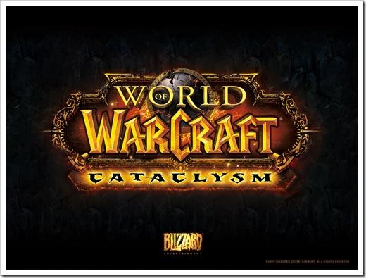 Blizzard World of Warcraft Cataclysm
