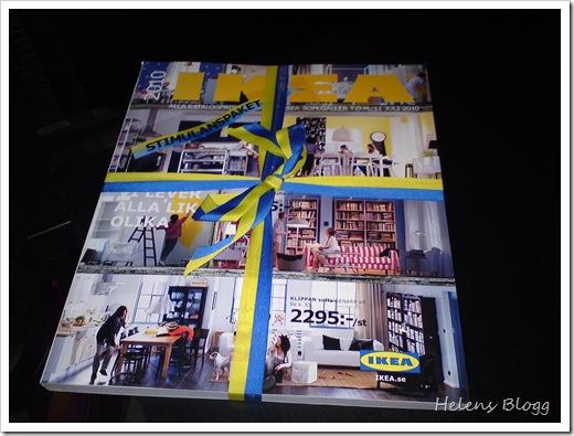 nya katalogen IKEA 2010